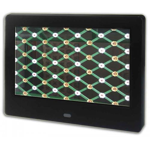 "Low Cost 10"" LCD Video Player with Motion Sensor"