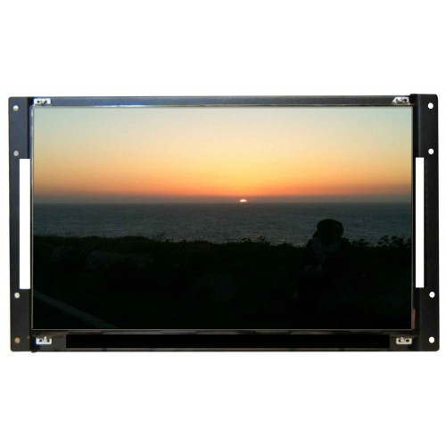 "10"" Battery Powered LCD Ad Player"