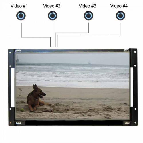 Open Housed 13.3 Ad Player - POP Video Display